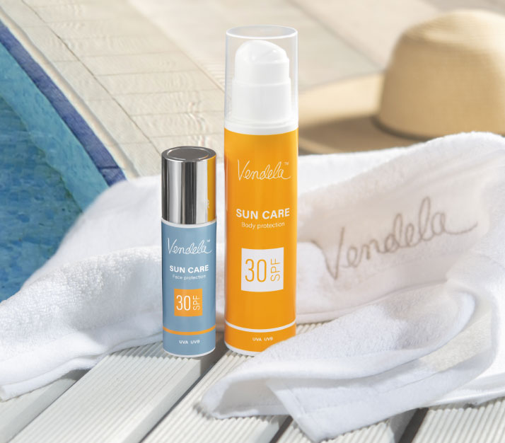 Vendela Sun Care Face & Body protection